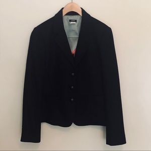 J.Crew Black Wool Blazer 8